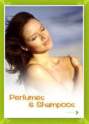 Shampoos, Perfumes and Fragrances